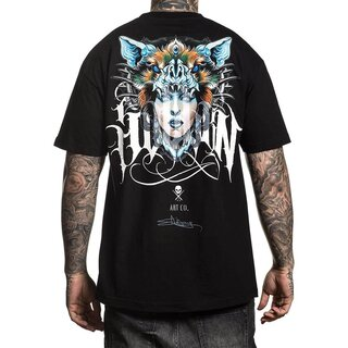 Sullen Clothing T-Shirt - Bat Electric