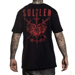 Sullen Clothing T-Shirt - 3 Swords