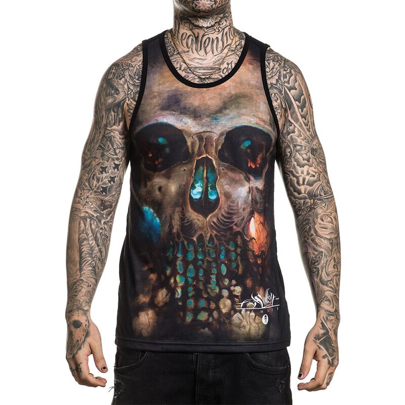 Sullen Clothing Tank Top - Rember XL