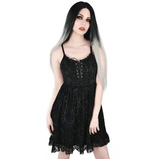 Killstar Mini Dress - Scarlight