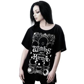 Killstar Relaxed Top - Karma