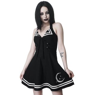 Killstar Neckholder Mini Dress - Yuzuki