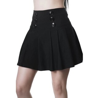 Killstar Mini Pleated Skirt - Tsukiko