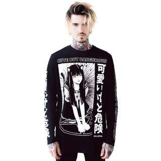 Killstar Long Sleeve T-Shirt - Detention