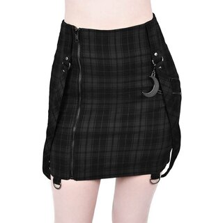 Killstar Mini Skirt - Adele Tartan
