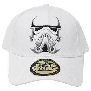 Star Wars Baseball Cap - Trooper Helmet