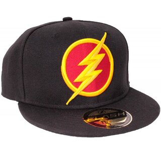 The Flash Snapback Cap - 3D Logo