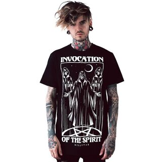 Killstar Unisex T-Shirt - Invocation