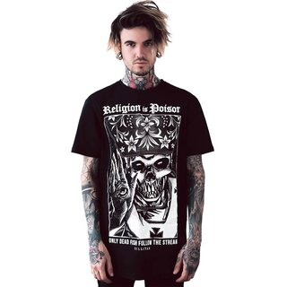 Killstar Unisex T-Shirt - Religion