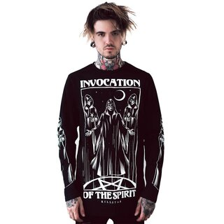 Killstar Langarm T-Shirt - Invocation
