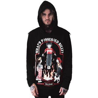 Killstar Sweater - Possessed Hoodie