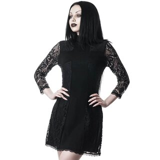 Killstar Mini Dress - Crossed Over