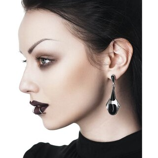 Killstar Earrings - Midnight