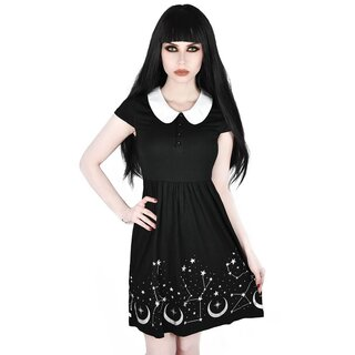 Killstar Mini Dress - Moonscape