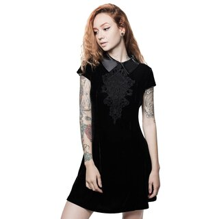Killstar Skater Dress - Mortina