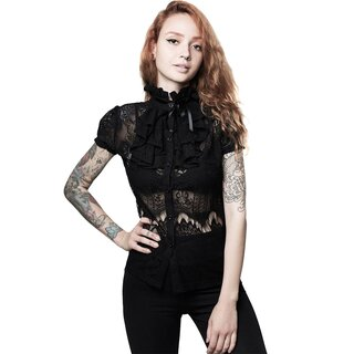 Killstar Lace Blouse - Liana