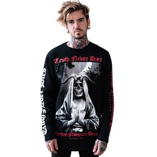 Killstar Long Sleeve T-Shirt - Truth