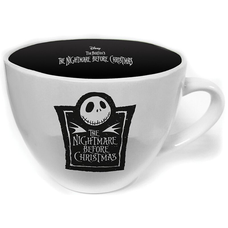 The Nightmare Before Christmas Tasse - Cappuccino