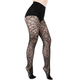 Killstar Net Tights - Widows