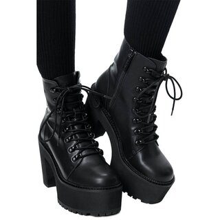 Meline PUNKY DADDY Weiss Rose Schuhe Sneaker Low Damen 129