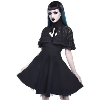 Killstar Halter Dress with Shrug - Ambrose
