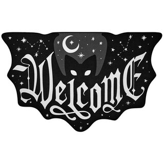 Killstar Doormat - Welcome