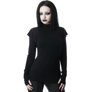 Killstar Long Sleeve Top - Eliza