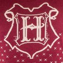 Harry Potter Strickpullover - Ugly Hogwarts Christmas Sweater M
