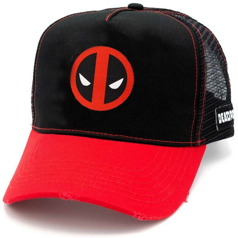 Deadpool Trucker Cap - Mask