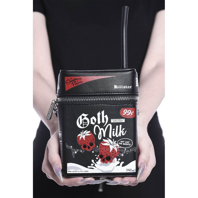 Killstar Mini Handbag - Goth Milk