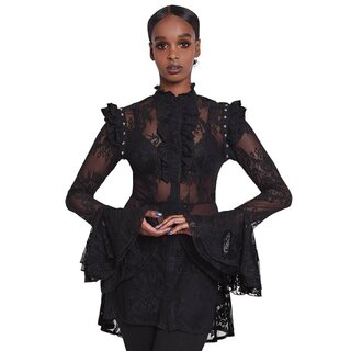 Killstar Lace Blouse - Shes Wicked