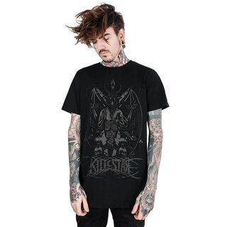 Killstar Unisex T-Shirt - Dark Prince