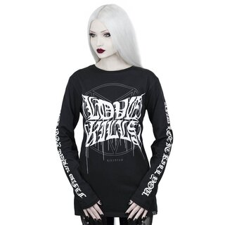 Killstar Long Sleeve T-Shirt - Love Kills