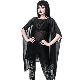 Killstar Mesh Tunic - Dominia
