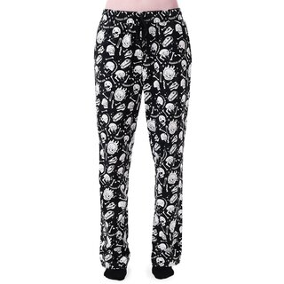 Killstar Pyjama Bottoms - Snooze Spirit