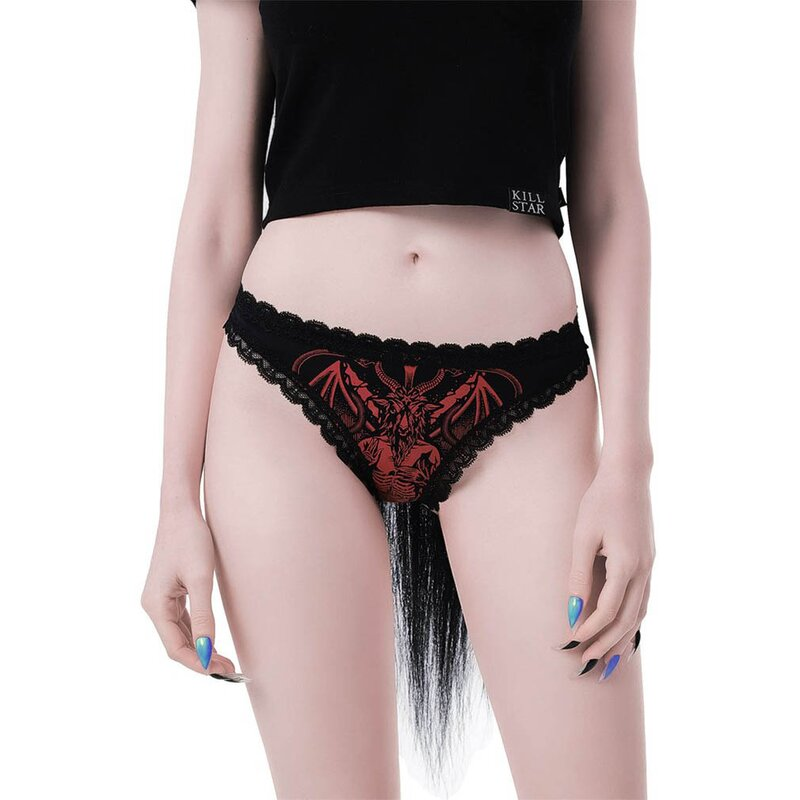 Killstar Damen Slip - Deadly Night Rot S