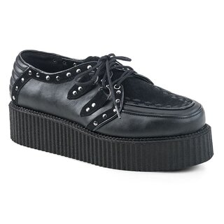 Chaussures basses Demonia - V-Creeper-535