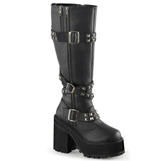 Demonia Platform Boots - Assault-203