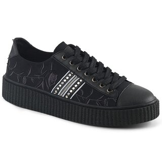 Demonia Canvas Sneaker - Sneeker-106