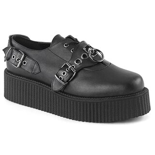 Chaussures basses Demonia - V-Creeper-508