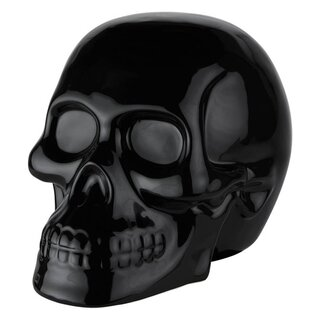 Killstar Decorative Skull - Skull Décor Black