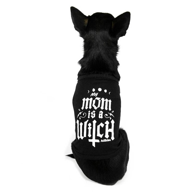 Killstar Hundetop - Witch Mom XS