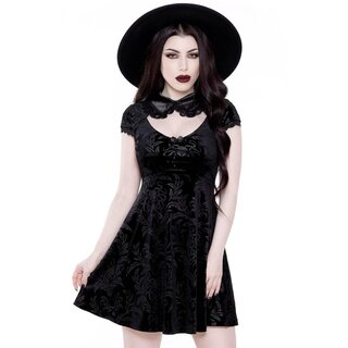 Killstar Skater Dress - Darkla