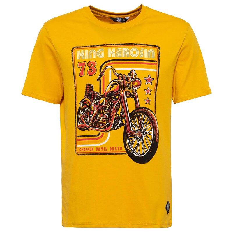 King Kerosin T-Shirt - Chopper Until Death 3XL