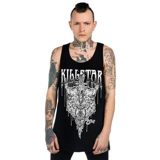 Killstar Unisex Tank Top - Wolf Sword