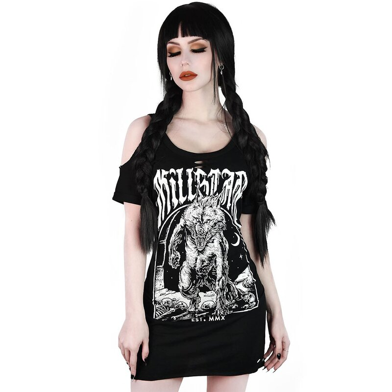 Killstar Träger Top - Hungry Distress XXL