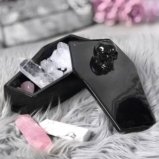 Killstar Ceramic Box - Coffin