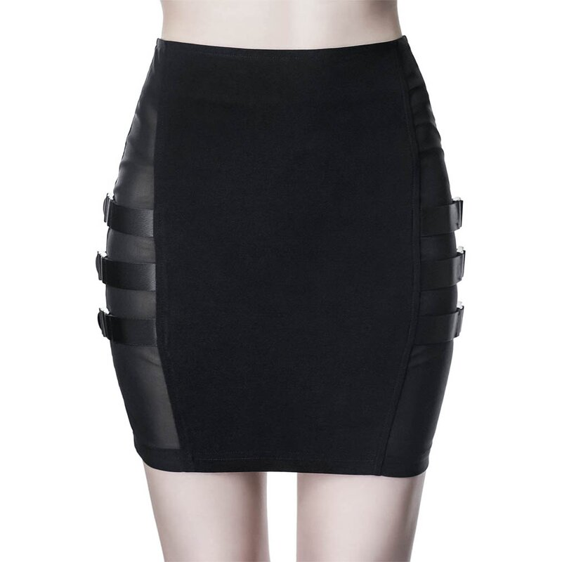 Killstar Mini Skirt - Trax