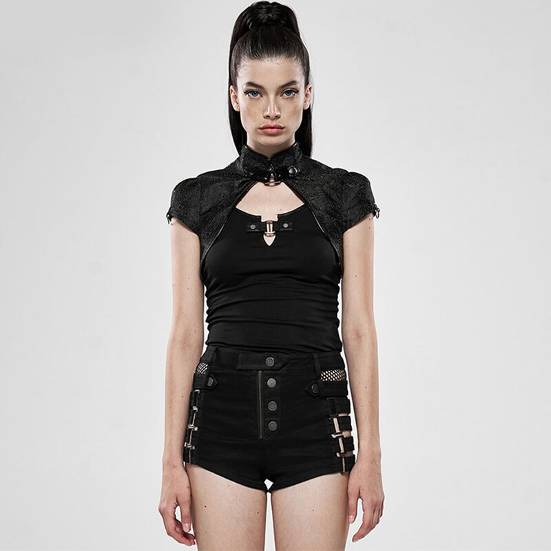 Punk Rave Bolero - Black Lotus M