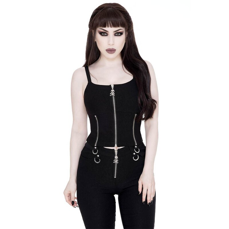 Killstar Strappy Top - Lessa